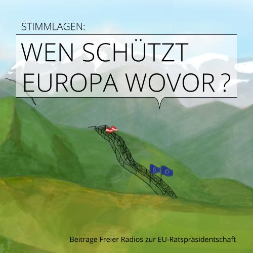 #Stimmlagen: Wen schützt Europa wovor?