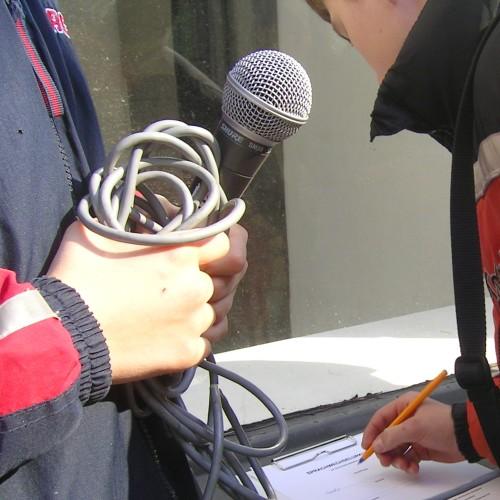 Radio auf Grätzltour