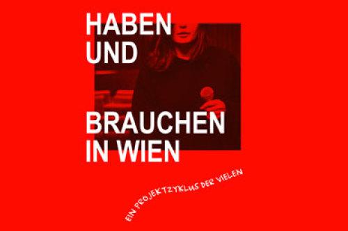 Haben und Brauchen in Wien