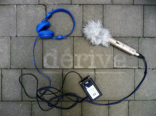 dérive – Radio für Stadtforschung