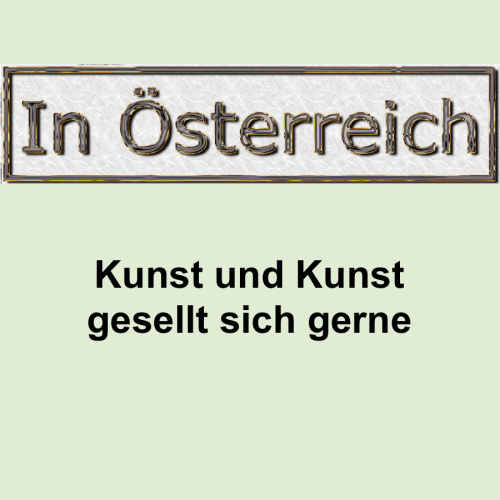 In Österreich