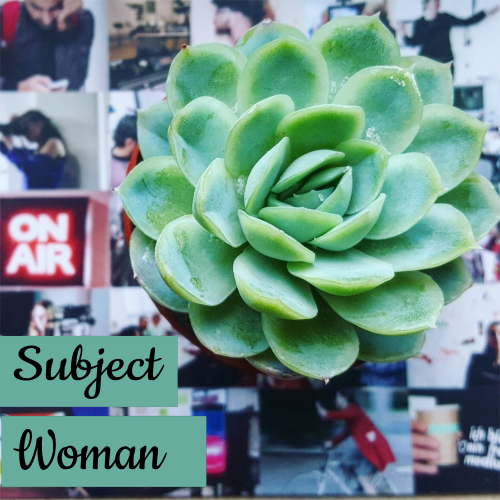 Subject Woman