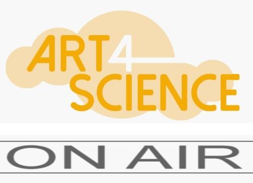 Art4Science on air