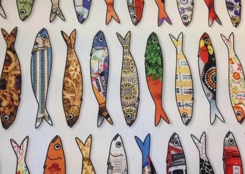 Les sardines francophones