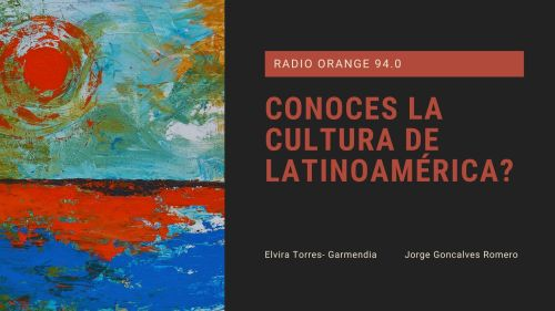 Conoces la cultura de Latinoamérica?