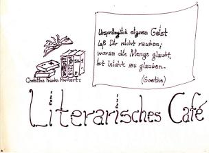 Literarisches Cafe